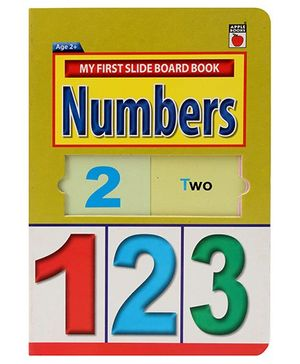 Apple Books - My First Slide Board Book Numbers