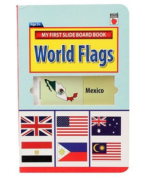 Apple Books - My First Slide Board Book World Flags