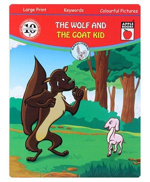 Apple Books - The Wolf and the Goat Kid Story Book