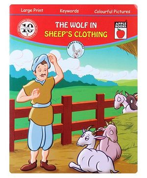 Apple Books - The Wolf in Sheep's Clothing Story Book