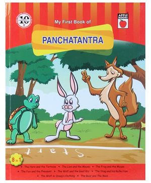 Apple Books - My First Book of Panchatantra Story Book