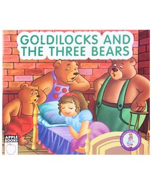 Apple Books - Goldilocks and the Three Bears Story Book