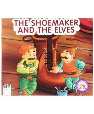 Apple Books - The Shoemaker and the Elves Story Book