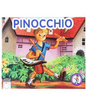 Apple Books - Pinocchio Story Book