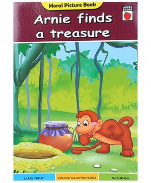 Apple Books - Moral Picture Book Arnie Finds A Treasure
