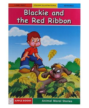 Apple Books - Animal Moral Series Blackie And The Red Ribbon