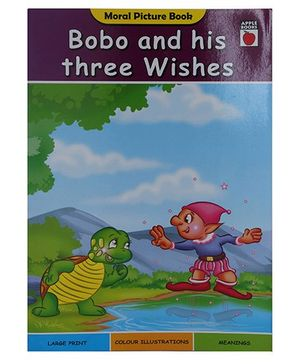 Apple Books - Moral Picture Book Bobo And His Three Wishes