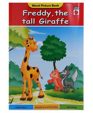 Apple Books - Moral Picture Book Freddy The Tallest Giraffe