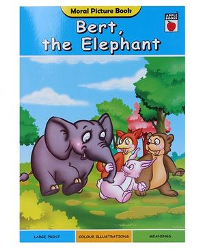 Apple Books - Bert the Elephant Story Book