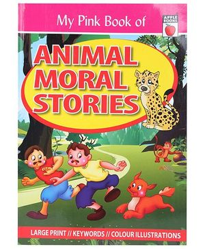 Apple Books - My Pink Book Of Animal Moral Stories