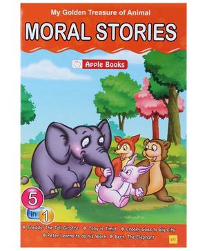 Apple Books - My Golden Treasure Of Animal Moral Stories