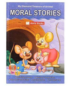 Apple Books - My Diamond Treasure Of Animals Moral Stories