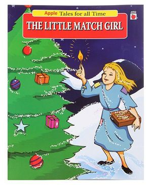 Apple Books - Apple Tales For All Time The Little Match Girl