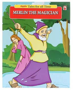 Apple Books - Apple Tales For All Time Merlin The Magician