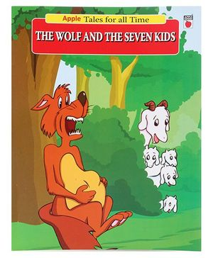 Apple Books - Apple Tales For All Time The Wolf And The Seven Kids