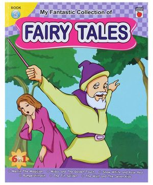 Apple Books - My Fantastic Collection Of Fairy Tales Book