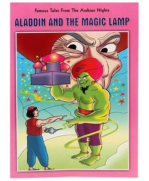 Apple Books - Aladdin And The Magic Lamp Famous Tales From The Arabian Nights