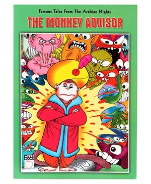 Apple Books - The Monkey Advisor Famous Tales From The Arabian Nights