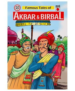 Apple Books - Famous Tales Of Akbar And Birbal Book