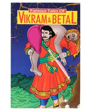 Apple Books - Famous Tales Of Vikram And Betal Book
