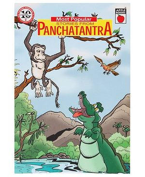 Apple Books - Most Popular Stories From Panchatantra Book