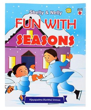 Apple Books - Shelly And Nelly Fun With Seasons Book