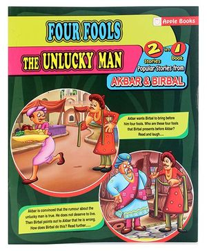 Apple Books - Four Fools And The Unlucky Man Book
