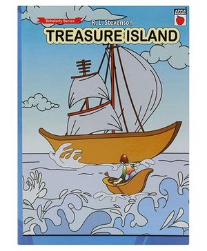 Apple Books - Treasure Island Book