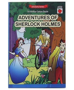 Apple Books Scholarly Series Sir Arthur Conan Doyle Adventures Of Sherlock Holmes