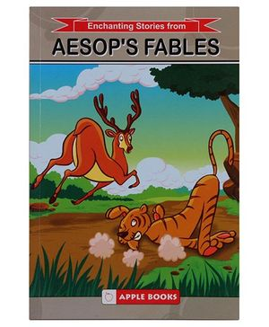 Apple Books - Enchanting Stories From Aesops Fables
