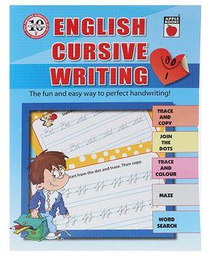 Apple Books English Cursive Writing Level 1 - English