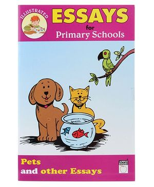 Apple Books Essay For Primary Schools Pets And Other Essays - English