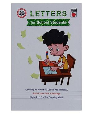 Apple Books Letters For School Students - English