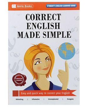 Apple Books Correct English Made Simple Book - English