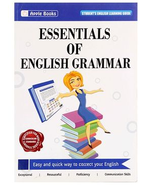 Apple Books Essentials Of English Grammar Book - English