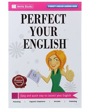 Apple Books Perfect Your English Book - English