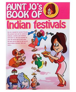 Apple Books - Aunt Jo Book Of Indian Festivals