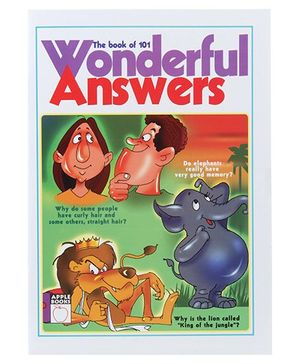 Apple Books - The Book Of 101 Wonderful Answers