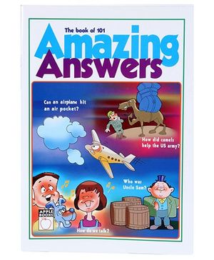 Apple Books - The Book Of 101 Amazing Answers