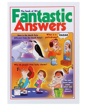 Apple Books - The Book Of 101 Fantastic Answers