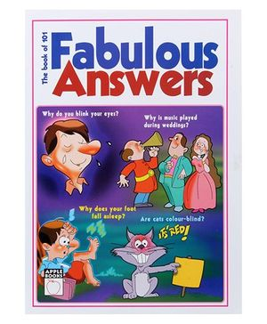 Apple Books - The Book Of 101 Fabulous Answers