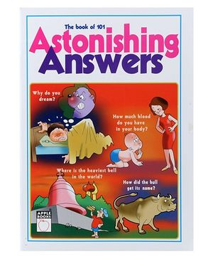 Apple Books - The Book Of 101 Astonishing Answers