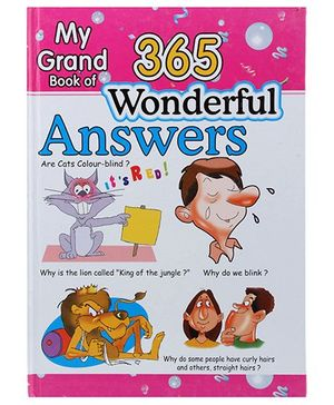 Apple Books - My Grand Book Of 365 Wonderful Answers