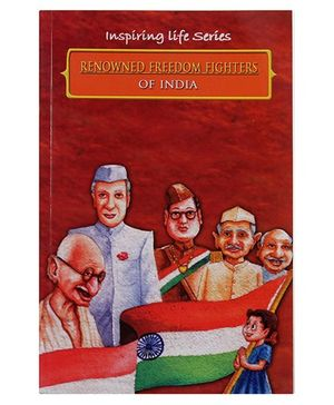 Apple Books - Inspiring Life Series Renowned Freedom Fighters Of India