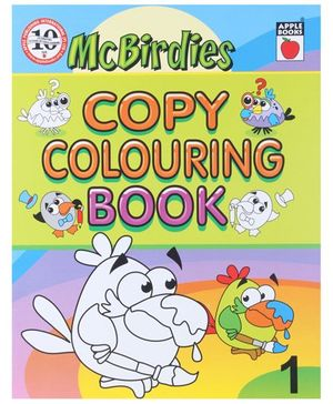 Apple Books - McBirdies Copy Coloring Book 1