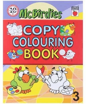 Apple Books - McBirdies Copy Coloring Book 3