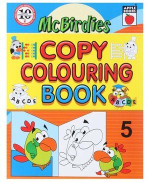 Apple Books - McBirdies Copy Coloring Book 5