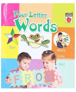 Apple Books - Four Letter Words Book