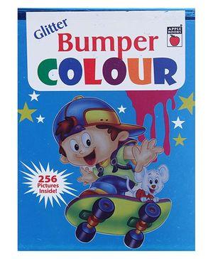 Apple Books - My Glitter Bumper Color Book 1