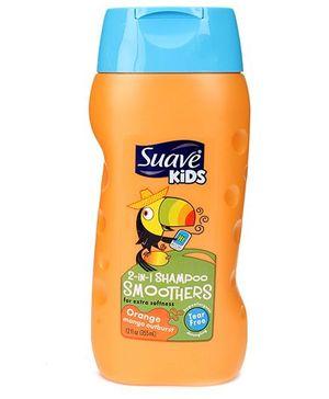 Suave Kids 2 In 1 Shampoo Orange - 355 ml